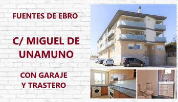 Piso En venta en Miguel De Unamuno, Fuentes De Ebro photo 0