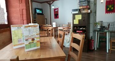 Traspaso Bar Cafetería C2 con salida humos en Cornellà de Llobregat photo 0
