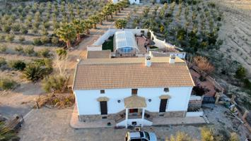 Finca agrícola con un precioso cortijo del S.XVIII en Almería. photo 0