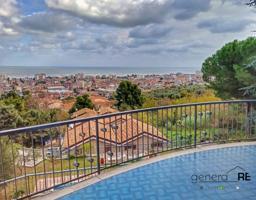Villa panoramica con piscina photo 0